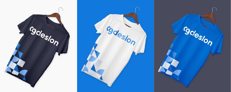 Logo and Merch - gdeslon