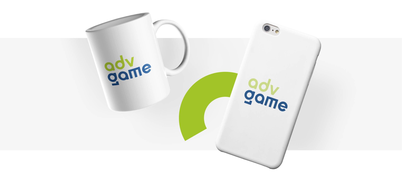 ADVGame corporate identity