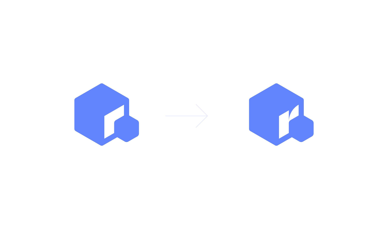 Rafinad logo design